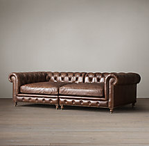 Kensington Leather Daybed