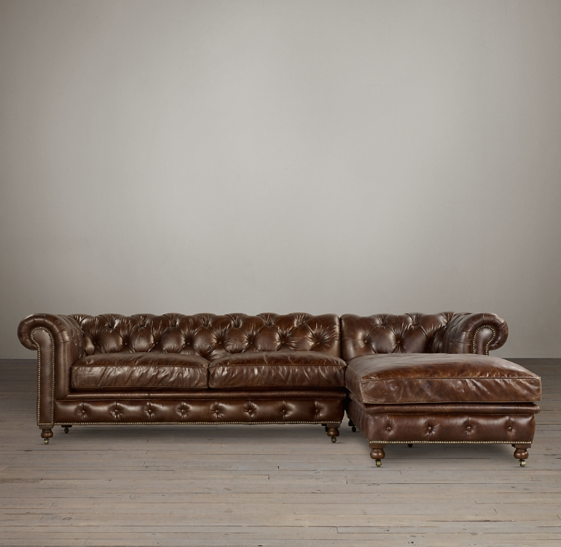 Right Arm Sofa Chaise Sectional
