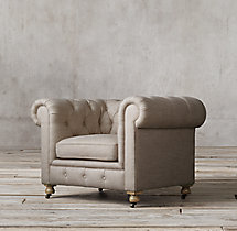 Petite Kensington Upholstered Chair