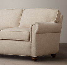 "72"" The Petite Lancaster Upholstered Sofa"