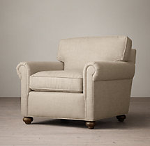 Petite Lancaster Upholstered Chair