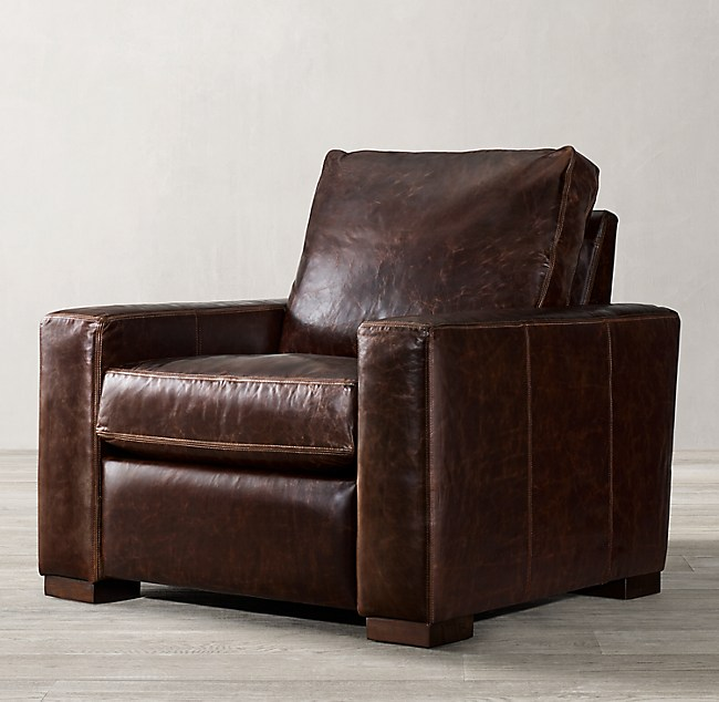 Astounding Maxwell Leather Recliner Gmtry Best Dining Table And Chair Ideas Images Gmtryco