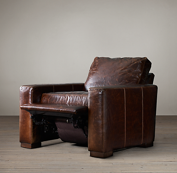 Maxwell Leather Recliner