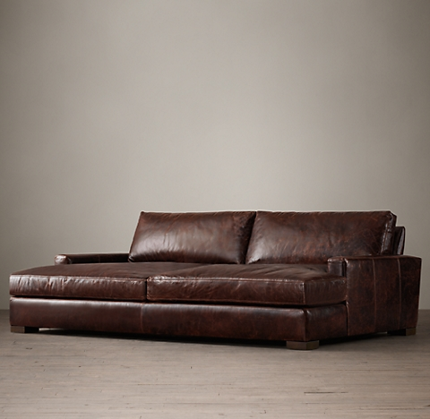 Restoration Hardware Sofa Bed Maxwell  Rh