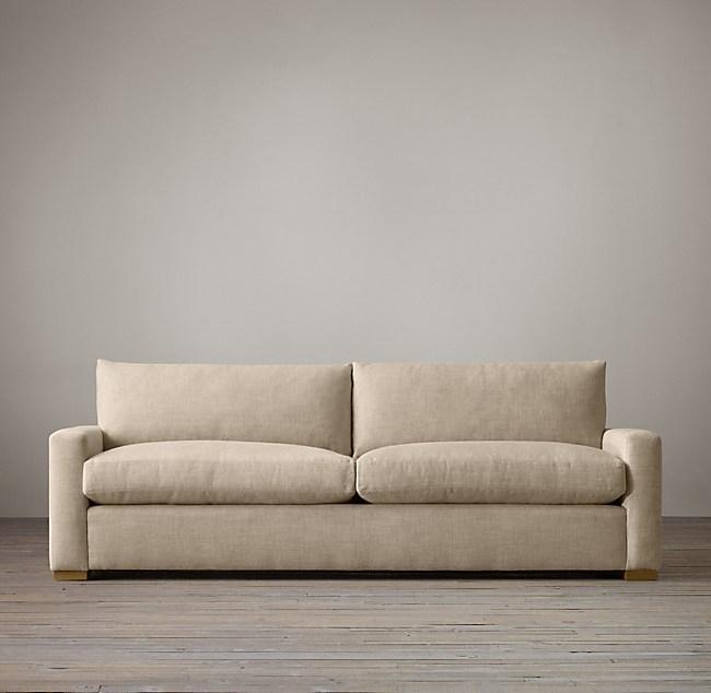 Petite Maxwell Upholstered Sofa