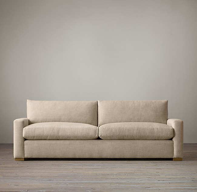 Maxwell Sofa Maxwell Leather Collection Rh Thesofa