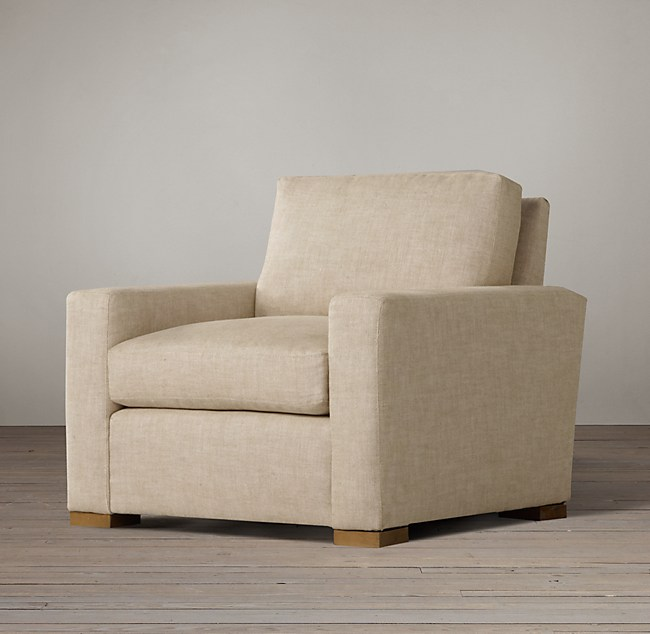 Petite Chair maxwell upholstered chair