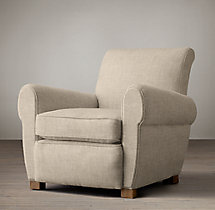 Parisian Upholstered Chair