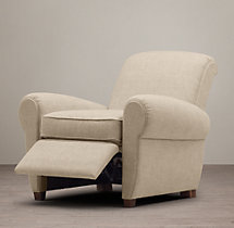 Parisian Upholstered Recliner