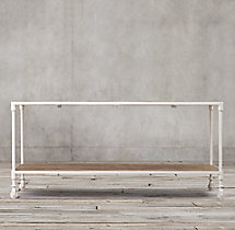 Dutch Industrial Console
