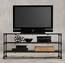 "Dutch Industrial 68"" Media Console"