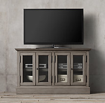 "French Casement 54"" Media Console"