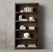 Heirloom Silver-Chest Single Shelving