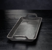 Grand Brasserie Cast Aluminum Small Long Tray