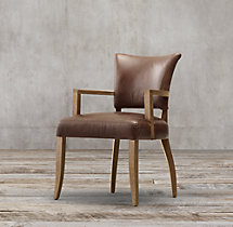 Adèle Leather Armchair