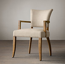 Adèle Fabric Armchair