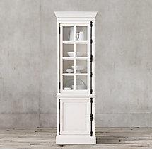 French Casement Single Door Sideboard Amp Hutch