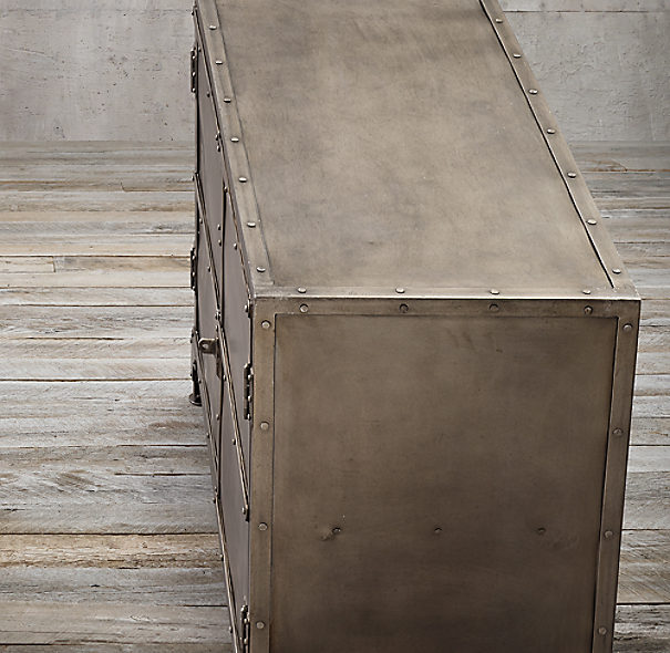 Industrial Tool Chest Small Sideboard