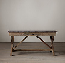 Bluestone X-Base Coffee Table