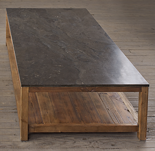 Bluestone Parsons Coffee Table. Click to Zoom - Bluestone Parsons Coffee Table