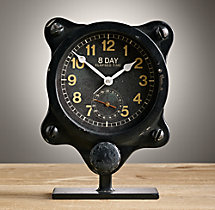 1940S WWII 8-Day Clock