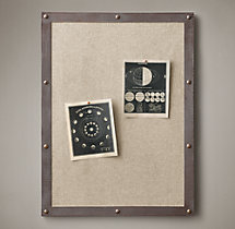 Metal Industrial Pinboard