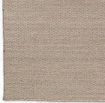 Diamond Tile Flatweave Rug Swatch - Latte