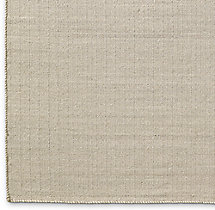 Diamond Tile Flatweave Rug Swatch - Sand