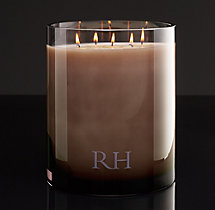 French Oak Grand Filled Candle