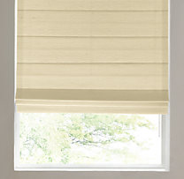 Bamboo Tailored Roman Shade