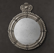 Argentinian Crown Mirror