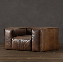Fulham Leather Chair