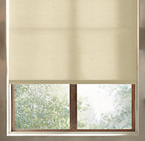 Bamboo-Weave Natural Roller Shade