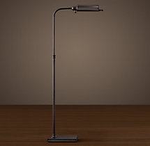 Writer's Task Floor Lamp