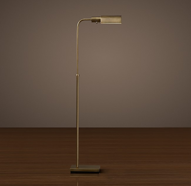 Classic adjustable task floor lamp mozeypictures Choice Image