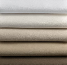 Brushed Cotton Twill Roman Shade Swatch