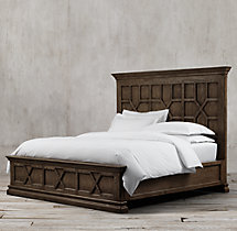 17th C. Castelló Bed