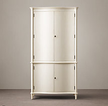 Empire Rosette Armoire