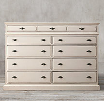 Montpellier 11 Drawer Dresser