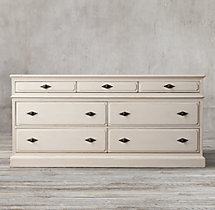 Montpellier 7-Drawer Dresser