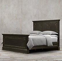 Montpellier Panel Bed With Footboard
