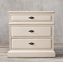 "Montpellier 24"" Closed Nightstand"