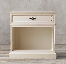 "Montpellier 32"" Open Nightstand"