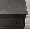 Annecy Metal Wrapped 5 Drawer Narrow Dresser