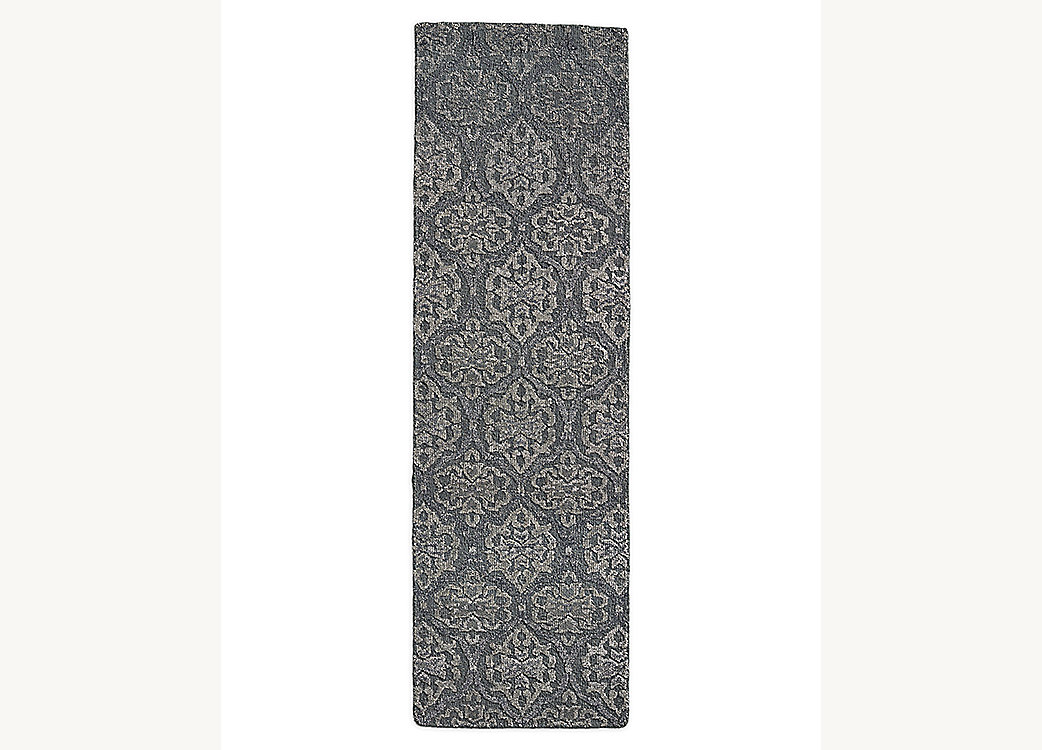 Dalia Rug - Light Grey/Silver