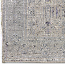 Mariposa Rug Swatch - Blue