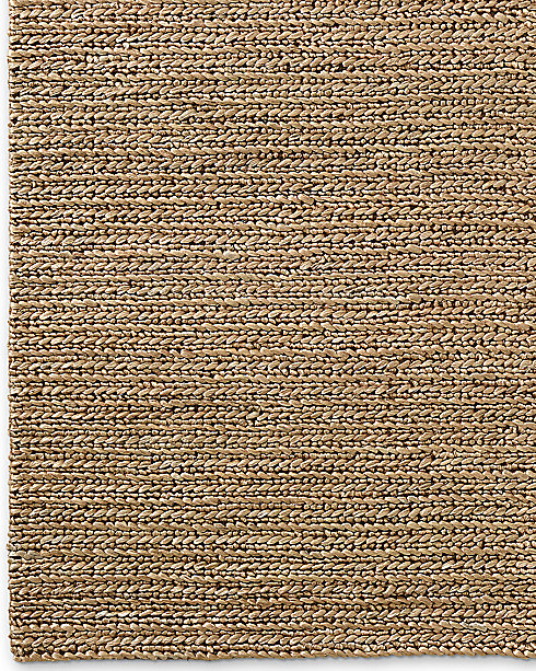 chunky hand-braided jute rug collection | rh