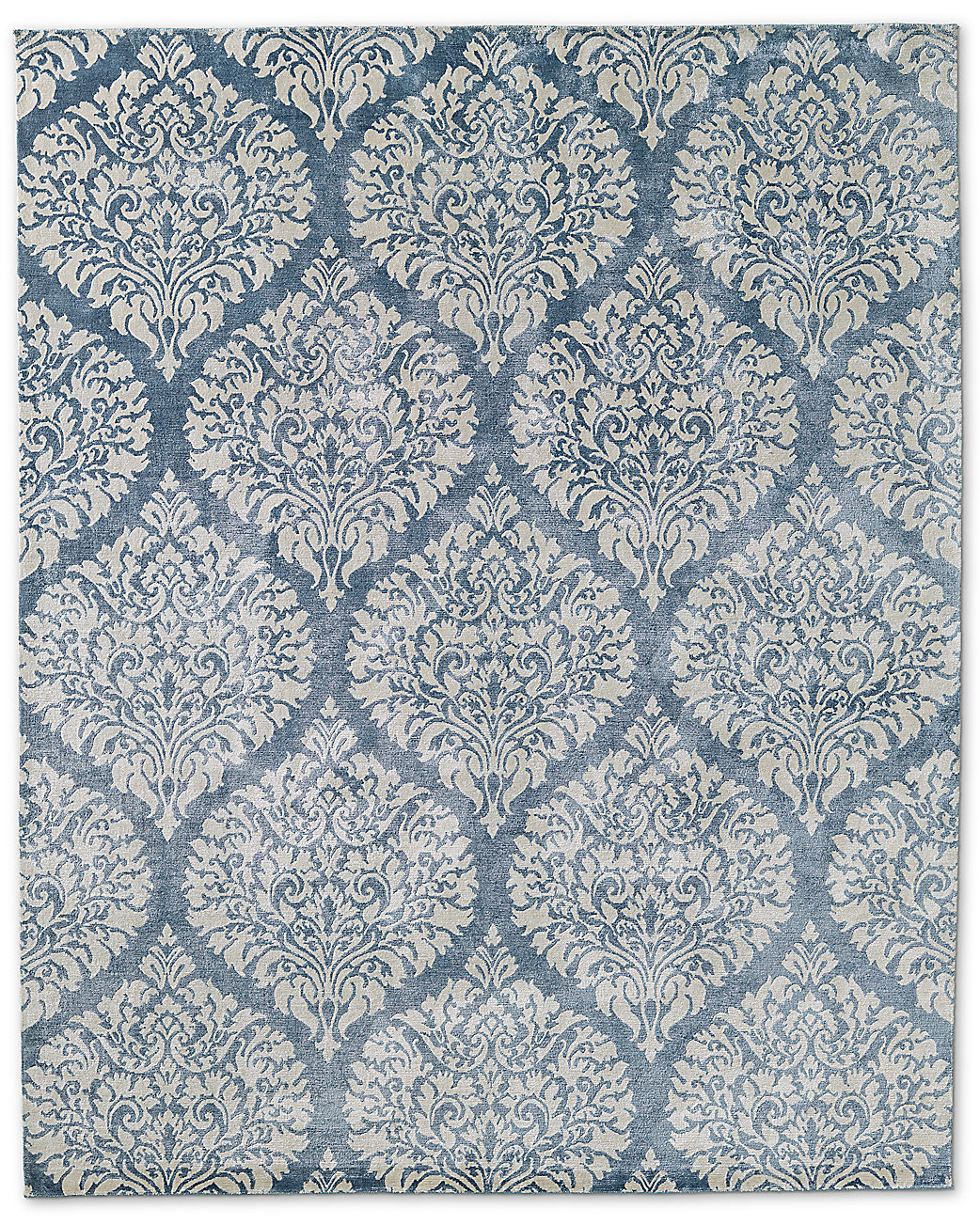 Damasco Rug - Blue