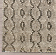 Moderno Rug Swatch - Natural