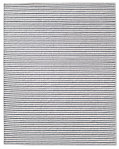 Double Stripe Flatweave Rug - Grey